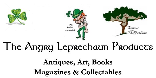 The Angry Leprechaun Products on Pickers Trading Place